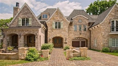 Tuscan Style Floor Plans English Manor Style Home Plans