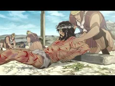 my last day jesus' crucifixion in anime youtube