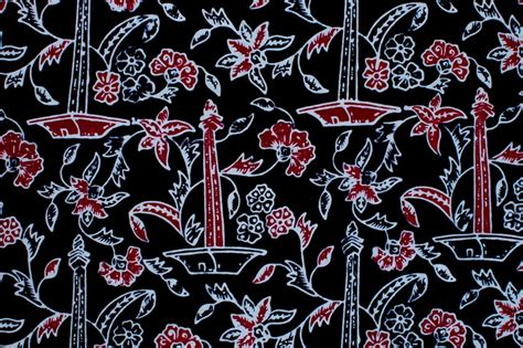 Kain Batik Dobby Cap 3 koleksi seraci batik betawi