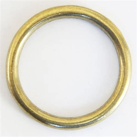 Istimewa Eyelet Solid Brass Made In Japan cast ring solid brass 40 mm leathercrafttools