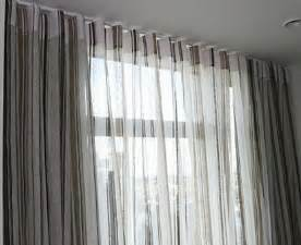 Privacy Roller Blinds Uk Sheer Curtain In The Front And Blackout Drapery Behind