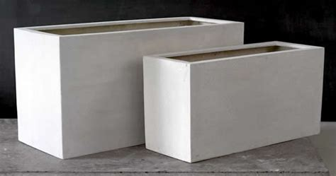 Large Planters Wholesale large white fibreglass pots 1001 forum italia