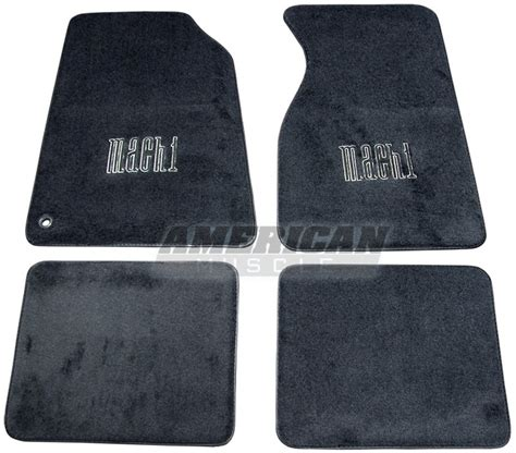 100 floors floor 10 valentines mustang mach 1 floor mats charcoal 99 04 at