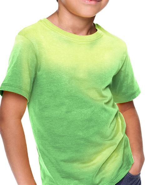color changing shirt hypercolor shirts change from lime green to yellow