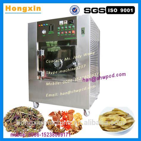 Microwave Merk Advance hoog rendement fruit droger voedsel magnetron vacu 252 mdrogen