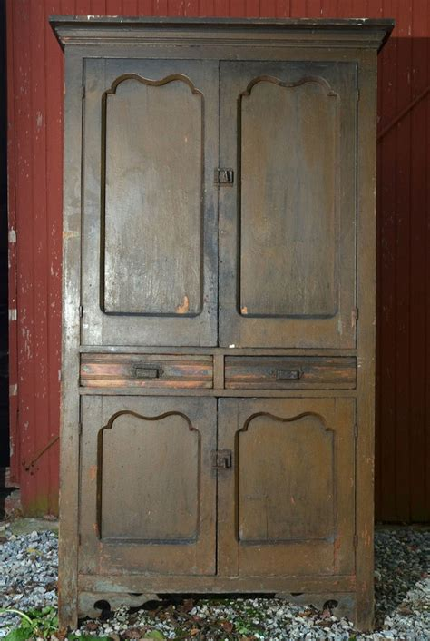 Antique Pie Cupboard genuine antique primitive cupboard pie safe mid 1800s