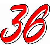 Harris Decals  Number Gallery