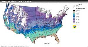 oregon snowfall map south carolina to portland oregon route 40