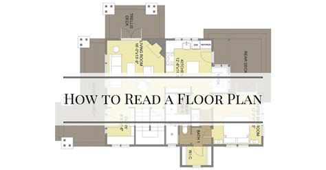 how to read house construction plans how to read a floor plan bungalow company