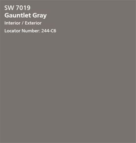 sherwin williams 7019 25 best ideas about gauntlet gray on grey interior paint warm gray paint colors