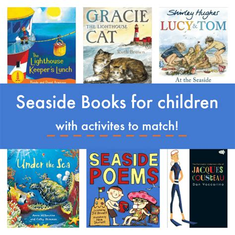 a seaside books june activity plans things to do in june with
