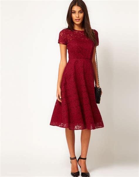 Dress Maroon maroon lace bridesmaid dress sleeves dress trends bridal shower