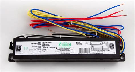 is a ballast an inductor electrical ballast