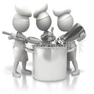 too many cooks home and lifestyle great clipart for