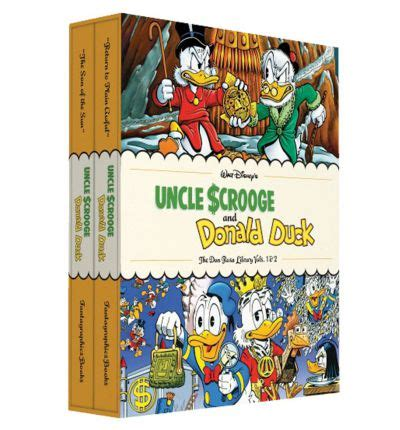 walt disney scrooge and donald duck the don rosa library vols 7 8 gift box set vol 7 8 the don rosa library books walt disney scrooge and donald duck the don rosa