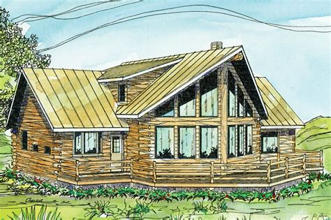 Mountain Chalet Home Plans On Mountain Within Chalet Style Mountain Chalet House Plans