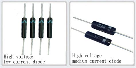 testing high voltage diodes high frequency diode for particle accelerator 2clg20kv 5ma for hv generator transformer testing