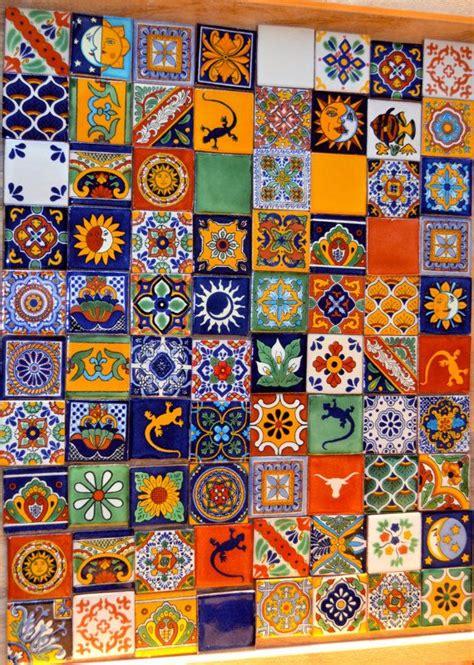 Kreative Wandgestaltung Mit Farbe 3942 by Die Besten 25 Mexikanische Fliesen K 252 Che Ideen Auf