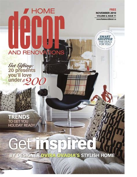free home decor magazines canada decor magazines canada home and design magazine best home