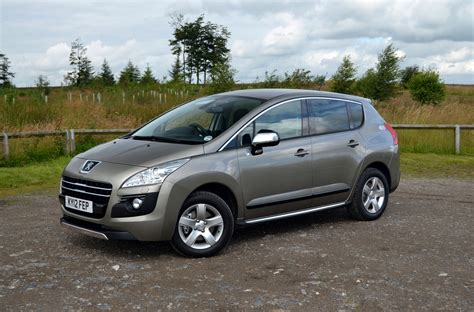 peugeot family drive peugeot 3008 crossover official details