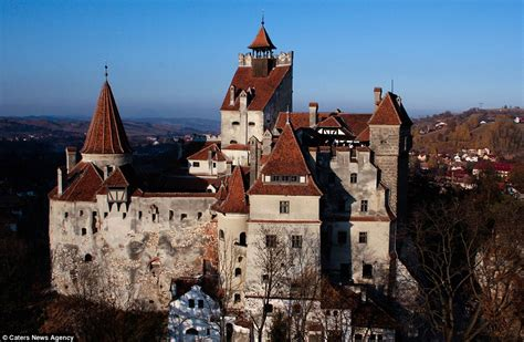 bran castle romania inside dracula s castle in romania daily mail online