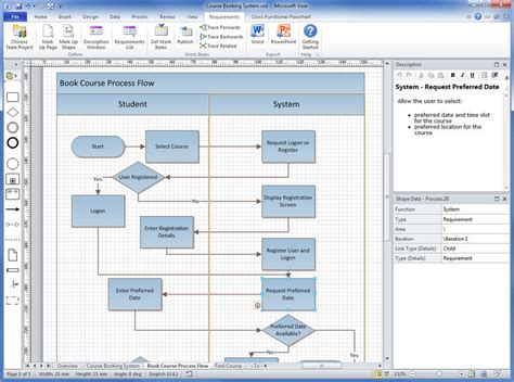 microsoft visio system requirements stpsoft requirements definer for visio features