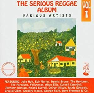 Cd Reggae Best Sellers various artists serious reggae album 1