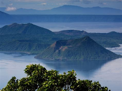 Or Philippines A Crater Lake In The Philippines With A Surprising History Cond 233 Nast Traveler