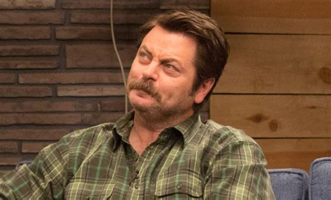 nick offerman out there 10 nick offerman quotes that will change your life ifc