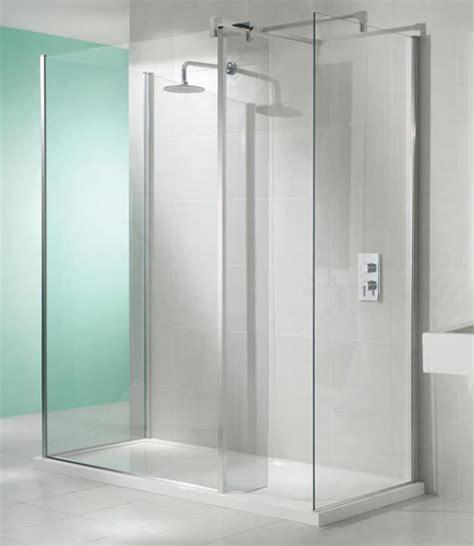 Three Shower Enclosure Manhattan Walk In 3 Sided Shower Enclosure 1700 X 800