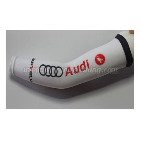 Audi Cycling Gear by 2011 Team Audi Castelli Pro Bike Gear Riding Arm Warmers