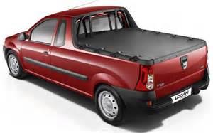 Dacia Duster Pickup New Rendering Released Autoevolution » Ideas Home Design