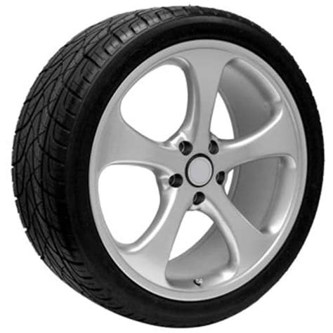 Volkswagen Tires And Rims by 22 Inch Silver Vw Wheels Rims And Tires For Volkswagen