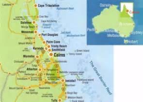 Yorkeys Knob Map by Cairns
