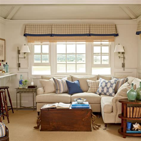 cottage style living room decorating ideas cottage style decorating coastal living