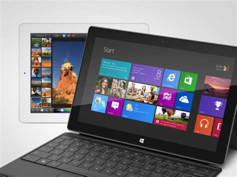 Microsoft Tablet Windows 8 microsoft surface tablets windows rt and windows 8 pro unveiled noypigeeks