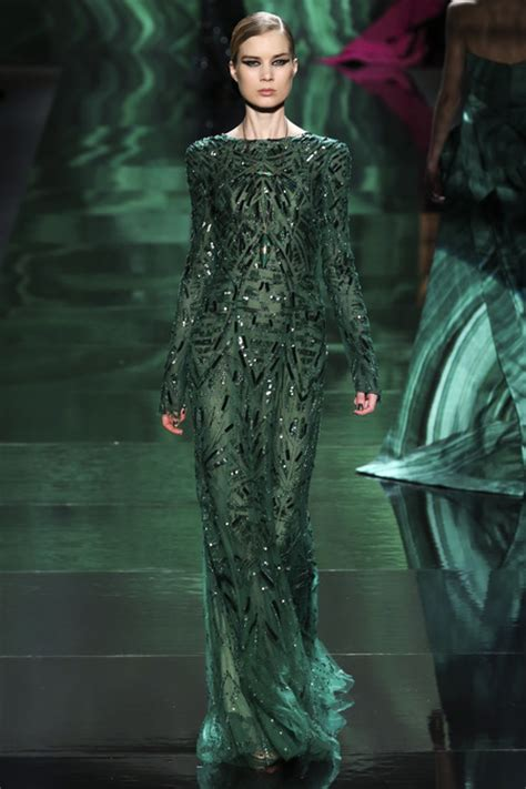 Motley Couture Couture In The City Fashion by 5 Lhuillier Dresses From Fall 2013 Ready To Wear