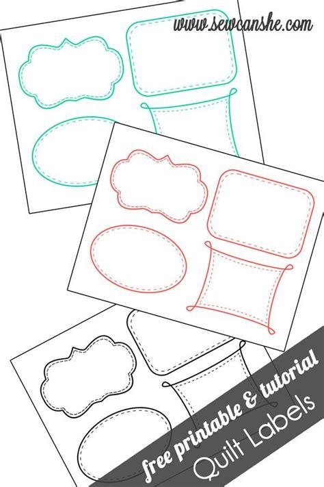 printable quilt labels free 56 best quilt quotes images on pinterest quilt labels