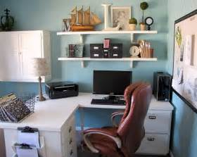 Small Home Office Setup Organized Small Office Designing My Office