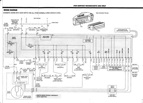 kitchenaid dishwasher wiring diagram efcaviation