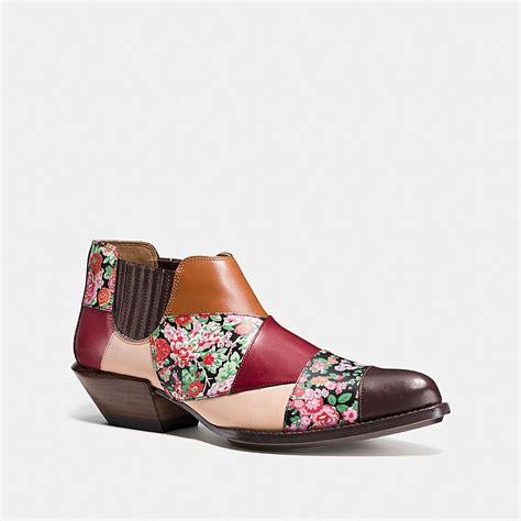 Patchwork Shoes - coach patchwork bandit shoe