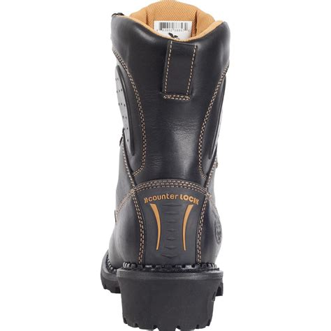 georgia comfort core logger boots georgia boot gore tex 174 men s comfort core 174 logger work