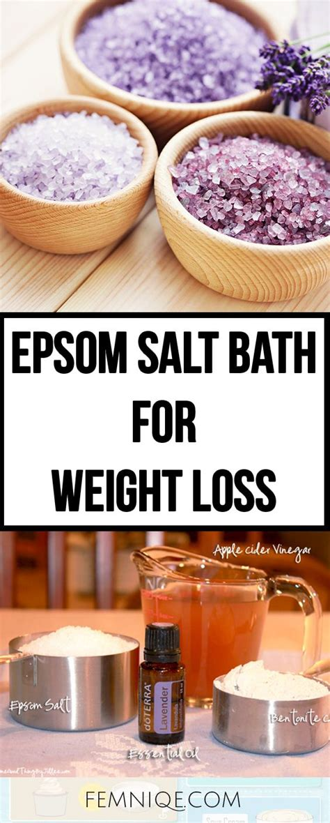 Does Epsom Salt Detox Work by 107 Best Images About Weight Loss Hacks On