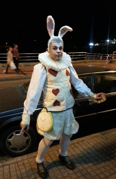 alicia en el pais disfraz del conejo blanco de quot alicia en el pa 237 s de las maravillas quot my style