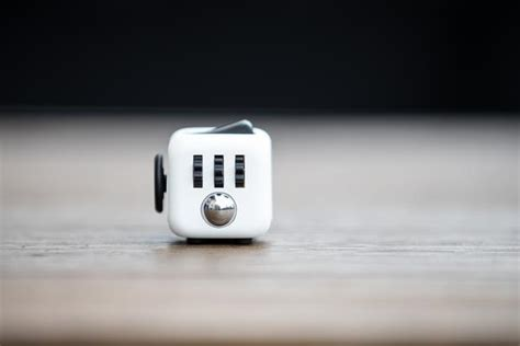 High Quality Fidget Cube Spin Click Glide Flip Roll Breath T1910 fidget cube antsy labs