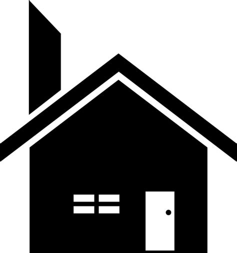 house silhouette house silhouette clip at clker vector clip royalty free domain