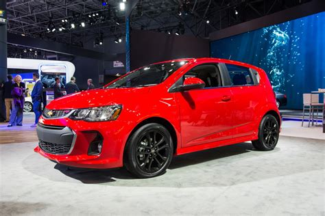 chevy sonic 2017 chevy sonic updates and changes revealed gm authority