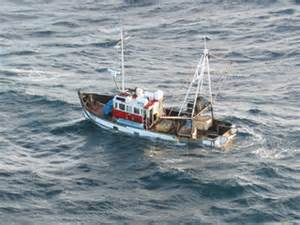 fishing boat sinking new zealand men plucked from sinking fishing boat otago daily times