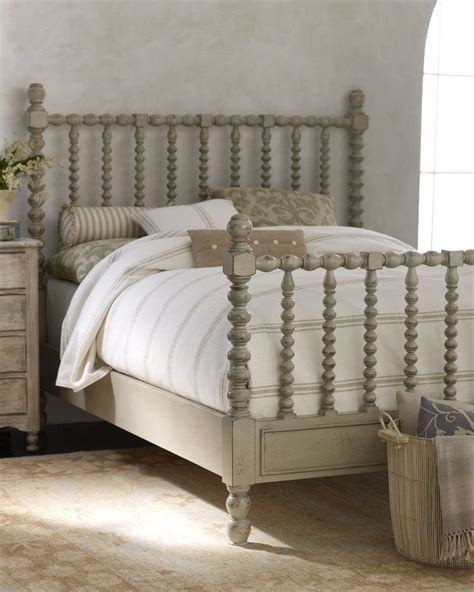 spindle headboards quot whittman quot spindle bed thestylecure com home decor