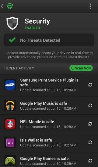 lookout premium apk free lookout security antivirus 9 3 premium for android review rating pcmag